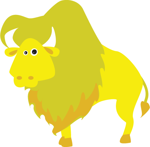 Bison that represents Respect